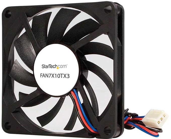 StarTech.com-70mm-TX3-Dual-Ball-Bearing-CPU-Cooler-Fan
