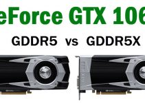 GeForce GTX 1060 GDDR5 vs GDDR5X Comparison & Thoughts