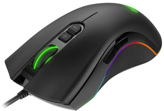 Best Budget Gaming Mouse for FPS, MMO, MOBA & eSports in 2019