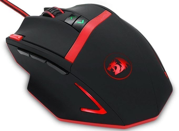 Redragon-M801-Mammoth-16400-DPI-Programmable-Laser-Gaming-Mouse