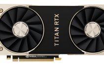 Nvidia TITAN RTX – Fastest Graphics Card [Specs & Overview]