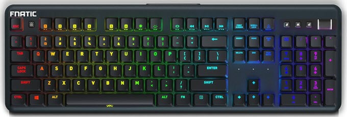 FNATIC-STREAK-eSports-Mechanical-Keyboard