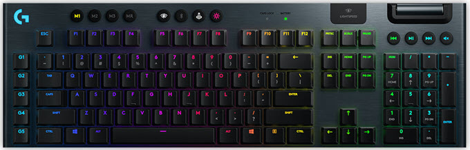 Logitech-G915-LIGHTSPEED-Wireless-RGB-Mechanical-Gaming-Keyboard