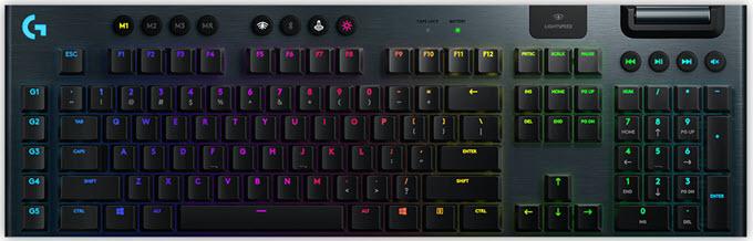 Logitech-G915-LIGHTSPEED-Wireless-RGB-Mechanical-Gaming-Keyboard