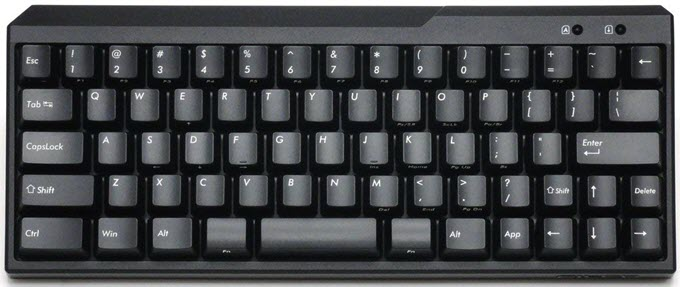 Majestouch-MINILA-Air-Bluetooth-Keyboard
