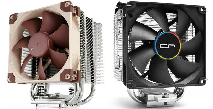 Best 92mm CPU Cooler for Intel & AMD [Under 150mm Height]