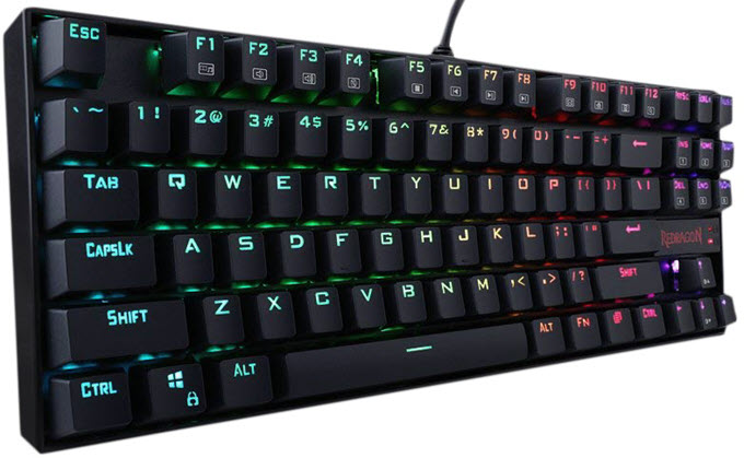 Redragon-K552-KUMARA-RGB-Backlit-Mechanical-Gaming-Keyboard