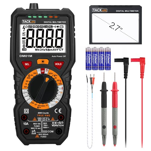 Tacklife-DM01M-Advanced-Digital-Multimeter-TRMS-6000-Counts