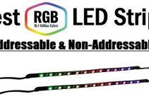 Best RGB LED Strip for PC Case Lighting [RGB & ARGB Strips]