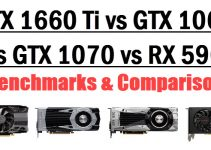 RTX 2080 vs GTX 1080 Comparison and Benchmarks