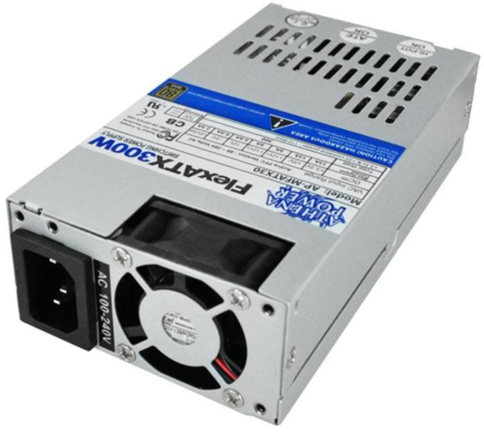 Athena-Power-FlexATX-300W-PSU