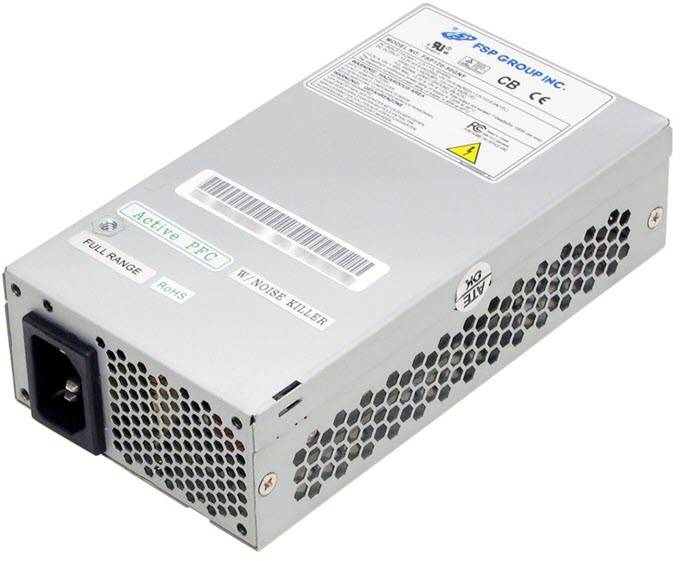 FSP-Fanless-Flex-ATX-120W-PSU