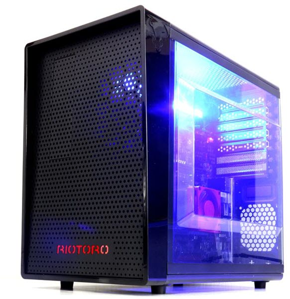 RIOTORO-CR1080-Mini-Tower-Case