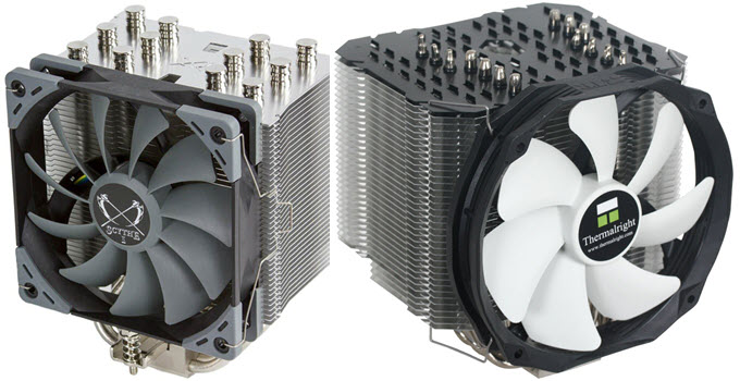 Best Quiet Cpu Cooler 2019 Best Quiet CPU Cooler for Silent PC Build in 2019 [120mm/140mm]