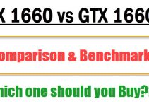 GTX 1660 vs GTX 1660 Ti: Which one should you buy?