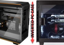Best Inverted PC Case in 2021 [ATX & Micro-ATX Computer Cases]