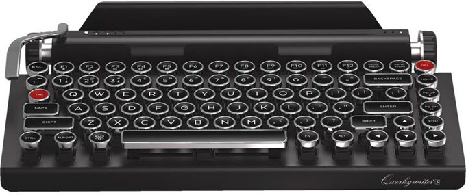 Qwerkywriter-S-Typewriter-Inspired-Mechanical-Keyboard