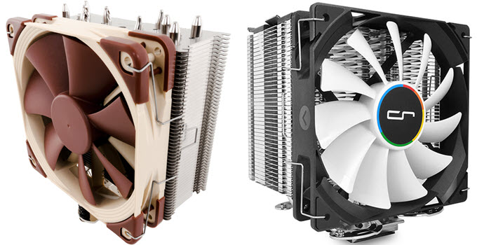 Best Slim CPU Cooler with Good RAM Clearance & Compatibility