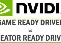 Nvidia Game Ready vs Creator Ready or Studio Driver Difference [GRD vs CRD]