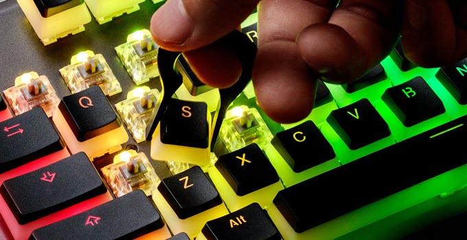 Best Mechanical Keyboard Keycaps [PBT, ABS, Translucent, Custom]