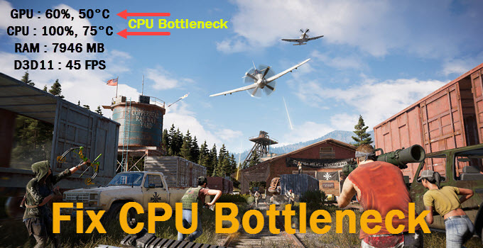 How to Fix CPU Bottleneck in Games [Top Causes & Solutions]