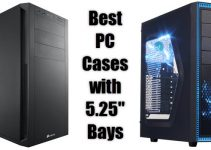 "Best PC Case with 5.25"" Bays for Optical Drive (CD/DVD/Blu-ray) in 2021"