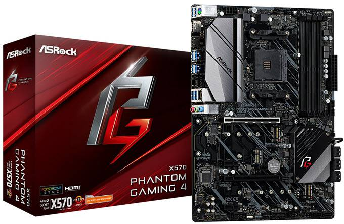 ASRock-X570-Phantom-Gaming-4-Motherboard