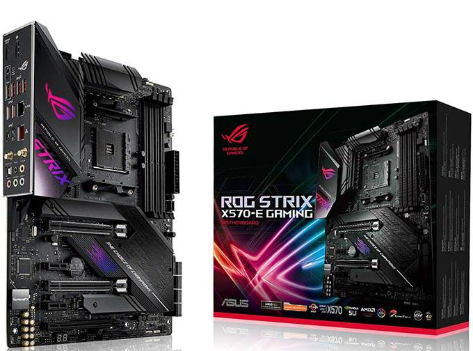 ASUS-ROG-Strix-X570-E-Gaming-Motherboard