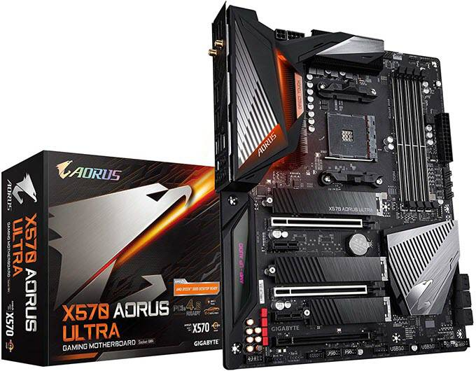 Gigabyte-X570-AORUS-ULTRA-Motherboard