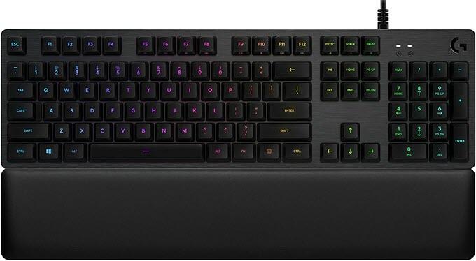 Logitech-G513-LIGHTSYNC-RGB-Mechanical-Gaming-Keyboard