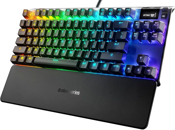 SteelSeries-Apex-7-TKL-Mechanical-Keyboard