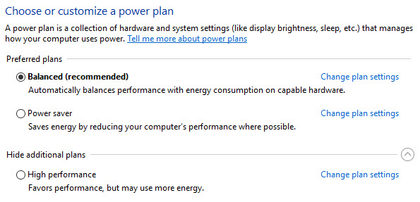 windows-power-plan
