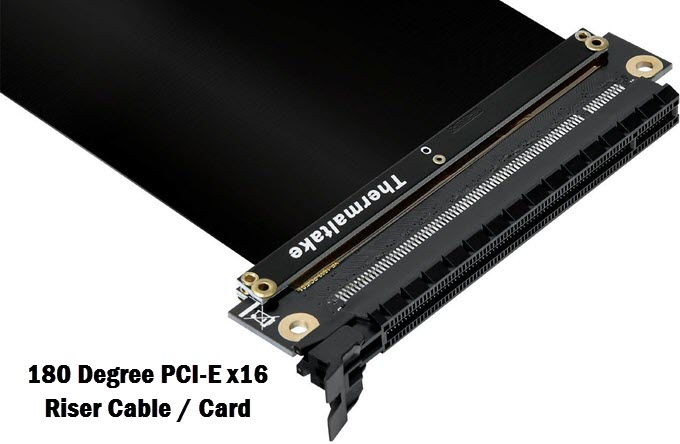 180-degree-PCIe-Riser-Cable