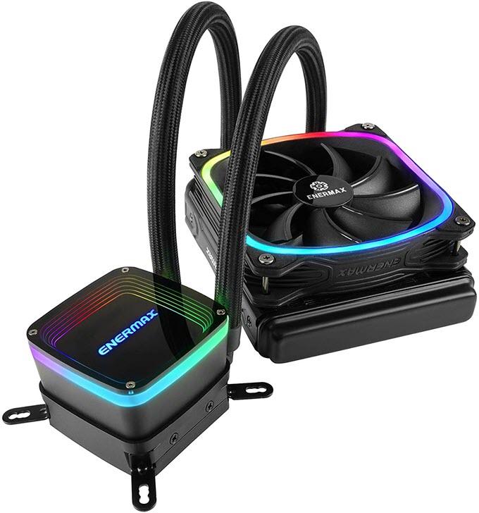 Enermax-AQUAFUSION-120-ARGB-AIO-CPU-Cooler