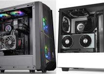 Best PC Case with Vertical GPU Mount Bracket in 2021