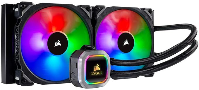 Corsair-Hydro-Series-H115i-RGB-PLATINUM-280mm-Liquid-CPU-Cooler