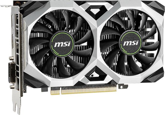 MSI-GeForce-GTX-1650-D6-VENTUS-XS-OC