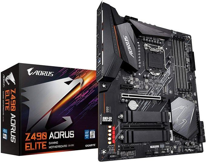 Gigabyte-Z490-AORUS-ELITE