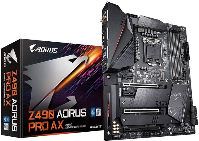 Gigabyte-Z490-AORUS-PRO-AX