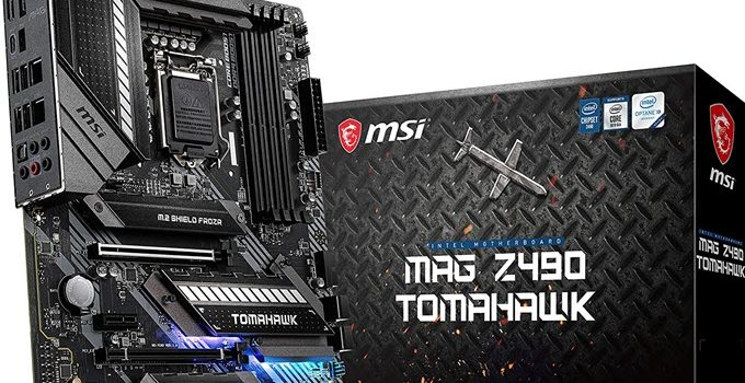 Best Z490 Motherboard for Gaming & Overclocking [Budget to High-end]