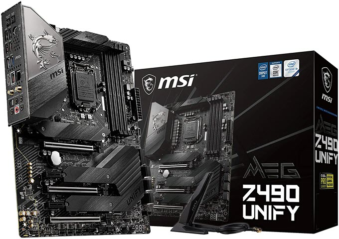MSI-MEG-Z490-UNIFY