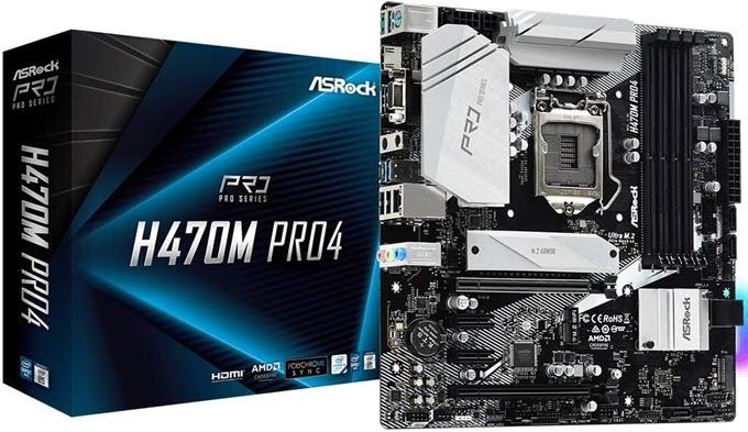 ASRock-H470M-Pro4