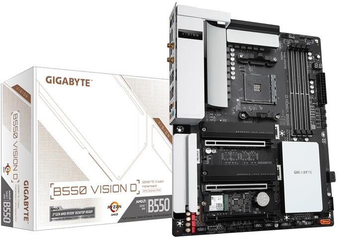 GIGABYTE-B550-VISION-D