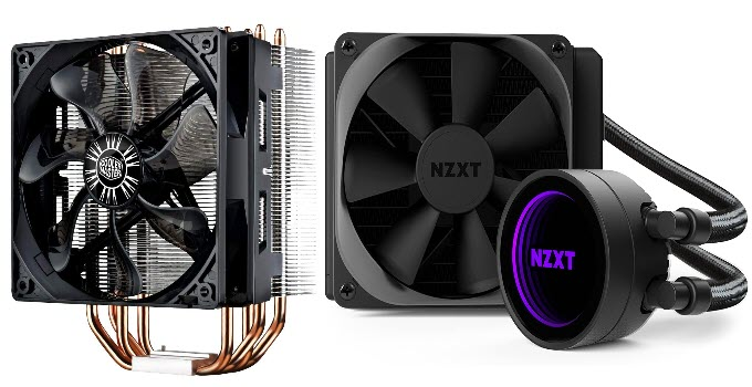 AIO vs Air Cooler: What CPU Cooler Should I Get?