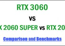 RTX 3060 vs RTX 2060 SUPER vs RTX 2070 Comparison & Benchmarks