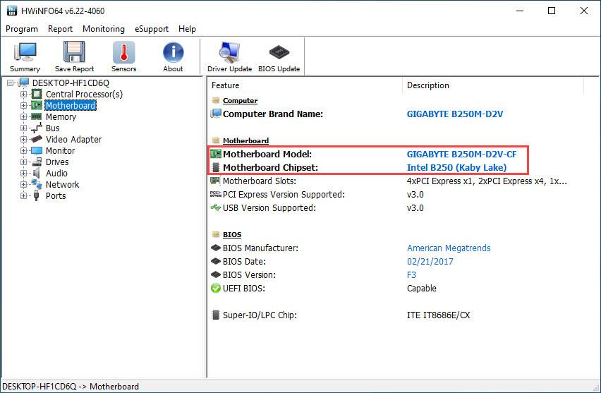 HWiNFO-Motherboard-Details