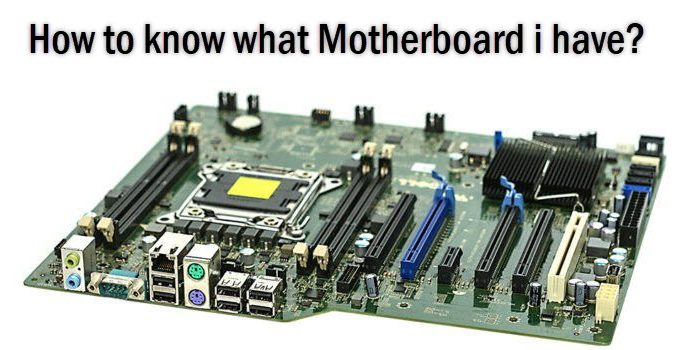 What Motherboard do I have? Know How to Find out [Detailed Guide]