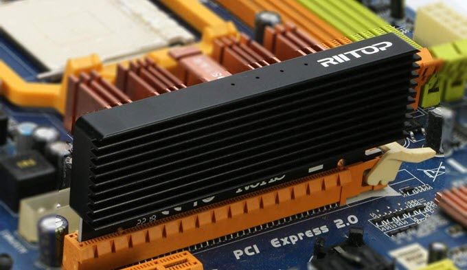 M.2-PCIe-Adapter-for-NVMe-SSD