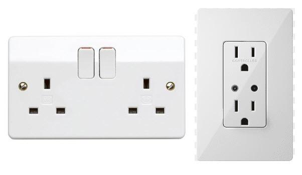 AC-power-socket