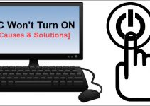 Fix 'PC Won't Turn ON' [Top Causes & Solutions]